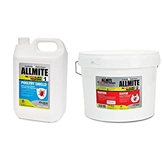 ALLMITE Programme pack for the eradication of Red Mite 41454O02B1L