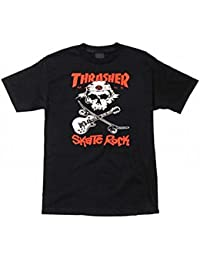 Camiseta Thrasher: Skate Rock BK