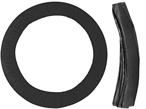 MALATEC Federabdeckung Randschutz für Trampolin 183cm/244cm/305cm/366cm/ 404cm/427cm 2229, Größe:404 cm