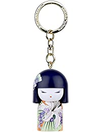 Porte clé Kokeshi Kimmidoll 5cm Chizuru - humilité