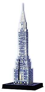 Ravensburger 12595 - Chrysler Building, bunt