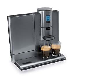 "Inventum HK20S Kaffeepadmaschine ""Cafe Invento"" Edelstahl"