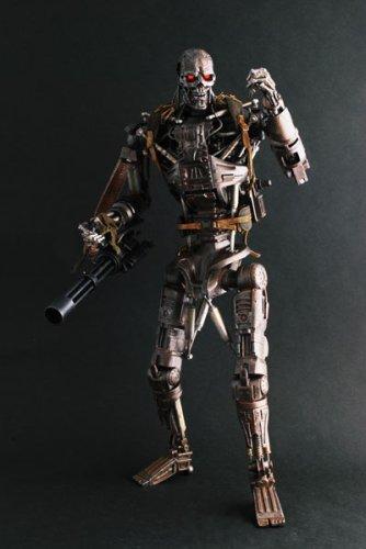 Movie Masterpiece Terminator 4 T-600 (1/6 scale figure) (japan import) 2