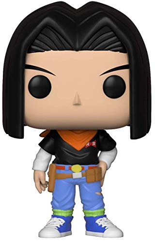 Pop! Dragon Ball Z 4 - Figura de Vinilo Android 17