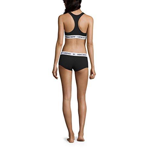Berydale Damen Panties Bd320 Schwarz (Schwarz)