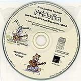 CD - FRIDOLIN 1 - EINE SCHULE FUER JUNGE GITARRISTEN - 1 CD (passend zum Lehrbuch) Komponist: TESCHNER HANS JOACHIM