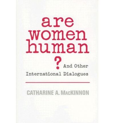 Are Women Human?: And Other International Dialogues (Paperback) - Common