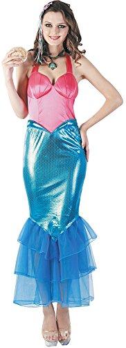 Party Pro 872655-Kostüm Meerjungfrau, ()