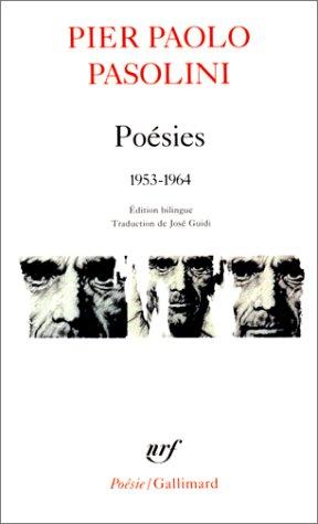 Poésies, 1953-1964