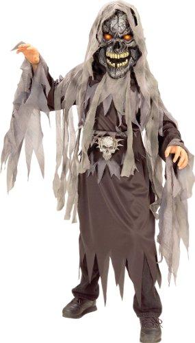 Evil Eye Skull - Halloween - Kinder-Kostüm - Large - 147cm