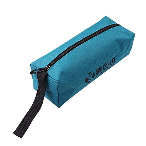 JUNERAIN wasserdichte Handheld multifunktionale Hardware Storage Tool Bag Case (blau)