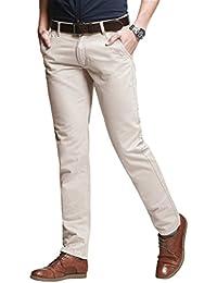 Match 8050 - Pantalones Slim para Hombre