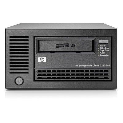 HP StorageWorks Ultrium 3280e SAS External Tape Dr