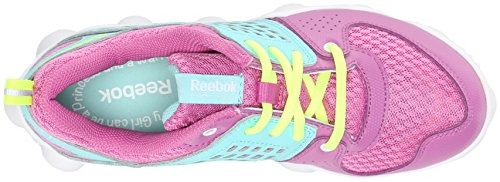 Reebok ATV19 Ultimate II Synthétique Chaussure de Course Berry-Blue-Yellow-Wht