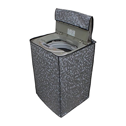 Dream Care Grey Colored Washing machine cover for Fully Automatic Top Load Whirlpool Stainwash 6.5kg  available at amazon for Rs.399