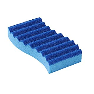 Americo Manufacturing 552101 Cellulose Sponges, Polyester Double-Cell Foam with Proprietary No-Scratch Technology (40 per Pack)