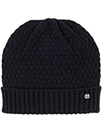 Bench Damen Strickmütze Interest Turn Up Beanie