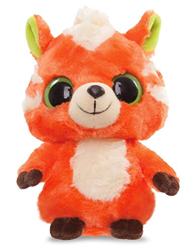 aurora-world-5-inch-yoohoo-and-friends-chuck-striped-hyena-plush-toy