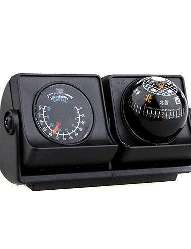 autovetture veicoli bussola di navigazione a sfera con termometro - Angolo regolabile LP-503 (szc2396) - Corda Angolo