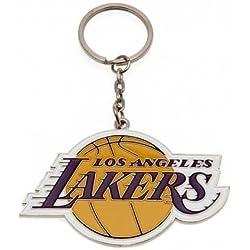 Los ángeles Lakers baloncesto oficial Llavero de regalo–una gran Navidad/regalo de cumpleaños idea para hombres y niños