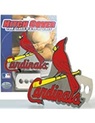 St. Louis Cardinals Trailer Hitch Cover - Logo by Siskiyou