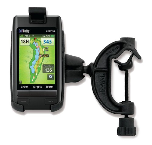 GOLFBUDDY - MONTURA DE GPS PARA CARRO DE GOLF