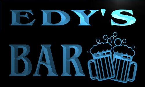 w117002-b-edy-name-home-bar-pub-beer-mugs-cheers-neon-light-sign