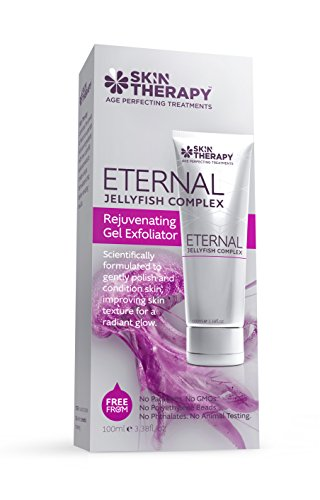 Skin Therapy Gel Exfoliant à La Méduse Eternelle, 100ml