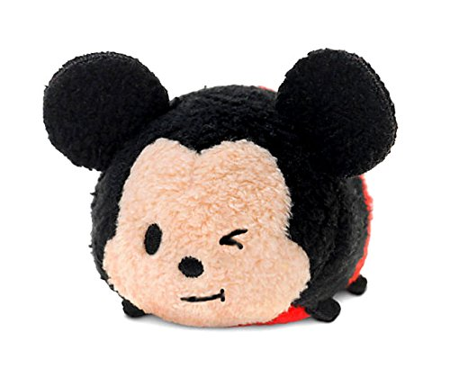 Disney Tsum Tsum Mickey & Friends Mickey Mouse 3.5 Plush [Winking, Mini] by Disney (Mickey Maus Plushs)