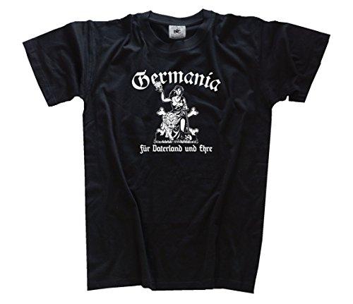 Germania für Vaterland und Ehre Deutschland T-Shirt