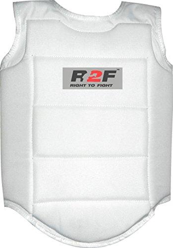 R2F-Sports-Chest-Guard-Body-Protector-Karate-Taekwondo-Training-MMA-Martial-Arts