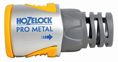 Hozelock Hose End Connector PRO (12.5mm & 15mm)