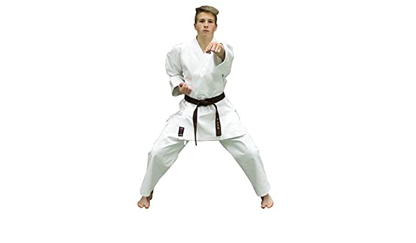 f/ür Kinder und Erwachsene Sportland Karateanzug Basic S.B.J