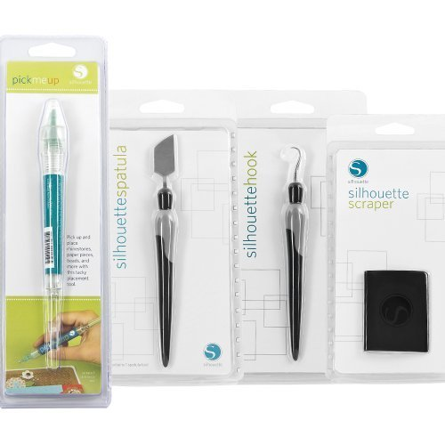 Silhouette Cameo electronic digital Cutter Tool package by silhouette america, inc.