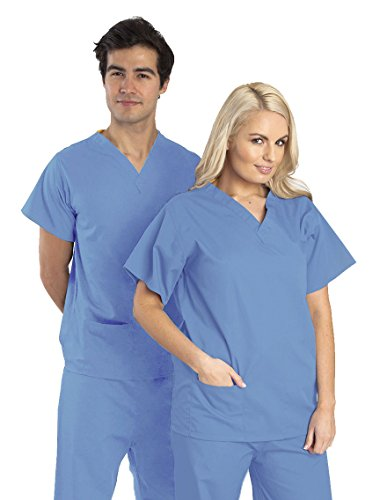 unisex-budget-medical-scrub-top-reversible-6-colours-available-navy-blue-and-green-and-more-2xl-ceil