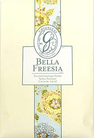 Greenleaf Large Scented Fragrance Sachet 115ml - Bella Freesia
