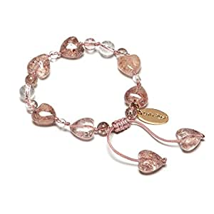 Lola Rose 'Jennie' Adjustable Tumble Bracelet of 15-20cm