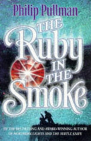 Book cover for The Ruby in the Smoke