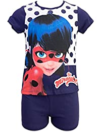 Miraculous - Conjunto Pijama - para niña - ER2138