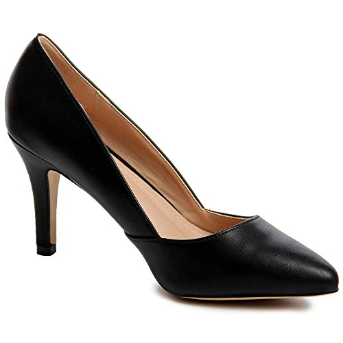Topschuhe24 499 pumps high heels Noir - Noir