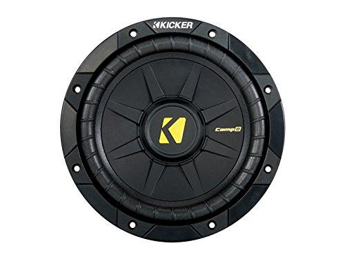 'Kicker 40cwd84Auto Subwoofer Driver 200W-Car Subwoofer Tieftöner (Driver, Passive Subwoofer, 200W, 400W, 85.6DB, 20.3cm (8))