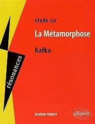 Étude Sur Kafka la Métamorphose