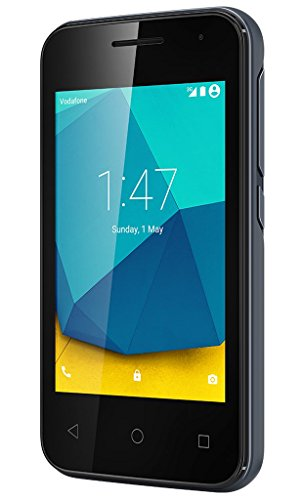 Vodafone Smart First 7 Pay As You Go Smartphone (Locked to Vodafone Network) - Black
