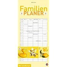 Familienplaner 2010: Mit Schulferien. 5 Spalten