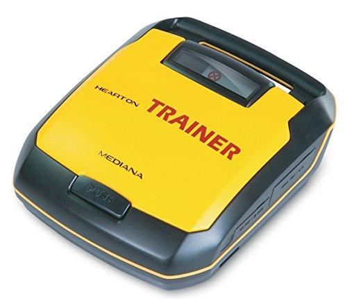 MEDIANA Defibrillator TRAINER T10 mit Sprach- und Bildanleitung