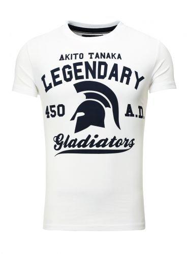 GLADIATOR T-Shirt - weiß Größe M