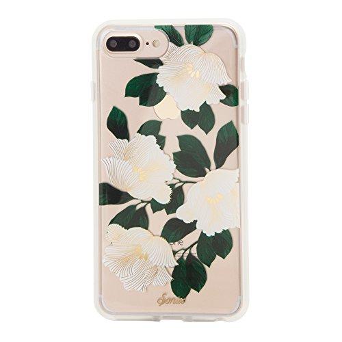 Sonix TROPICAL DECO Clear Coat Case for Apple iPhone 6 Plus/6S Plus/7  Plus/8 Plus - White