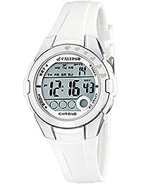 Calypso Reloj de pulsera para mujer cuarzo reloj reloj de plástico con Poliuretano banda de alarma Cronógrafo digital todos los modelos K5571, variante: 01