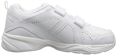 Criança Grande Loop Equilíbrio De criança Treino E Novo Gancho Branco Sapato Kv624 xz50ngnvwq