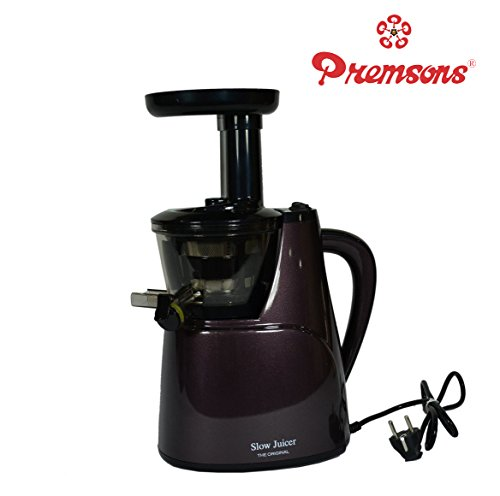 Premsons Slow Juicer Spare Parts : Buy The Original Slow Juicer By Premsons - Purple Shopwithlust.
